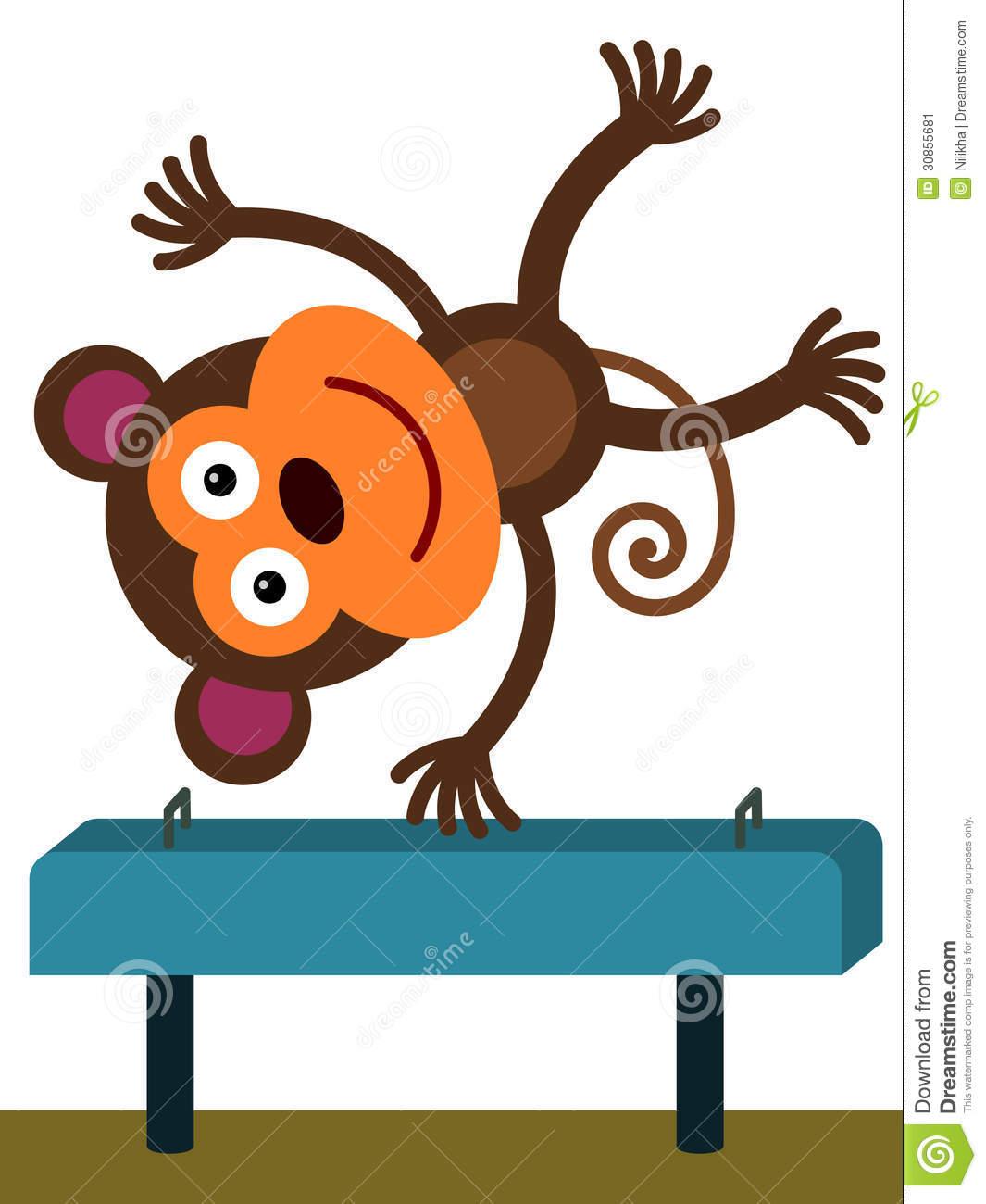 1065x1300 Gymnastics Clipart Funny