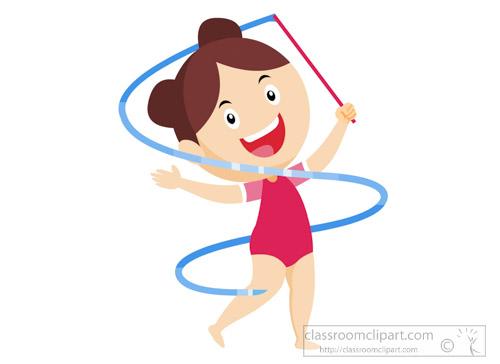 500x364 Top 87 Gymnastics Clip Art