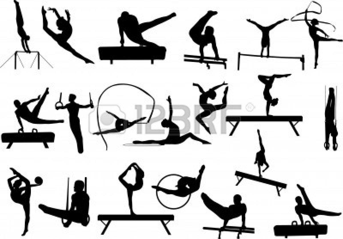 1200x834 Gymnastics clipart splits