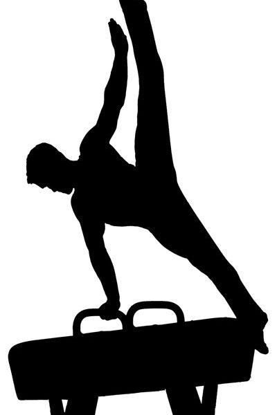 400x600 Ingenious Ideas Gymnastics Clip Art Men S Clipart Panda Free