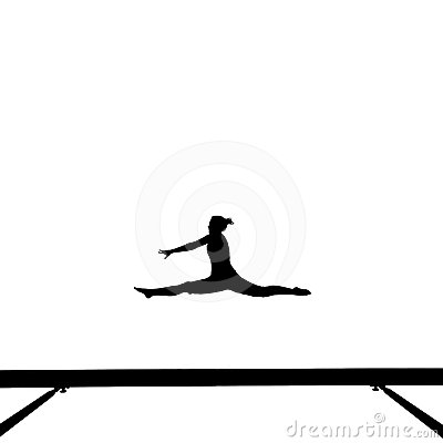 400x400 Graphics For Balance Beam Gymnastics Graphics