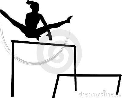 400x320 Bar Clipart Gymnastics