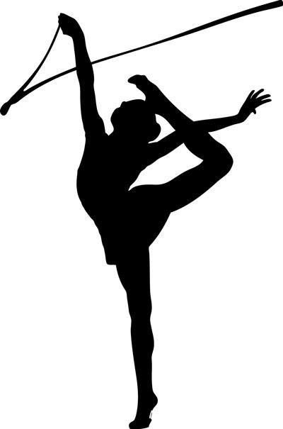 400x605 Rhythmic Gymnastics Clipart Rhythmic Gymnastics Clipart