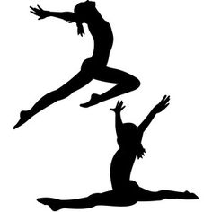 236x236 Stunts In Gymnastics Clipart
