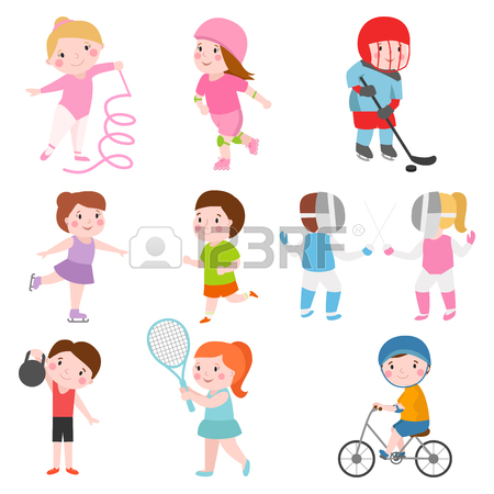 450x450 249 Girl Hockey Player Stock Illustrations, Cliparts And Royalty