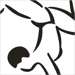 260x260 Gymnastics Clipart Clipart Panda