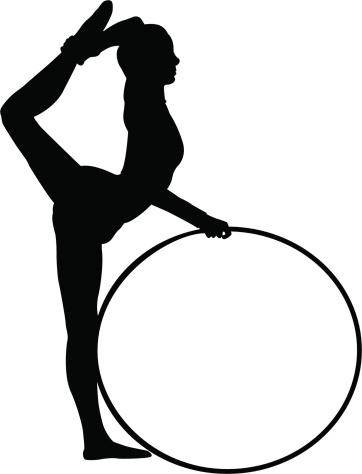 362x474 Hoop Gymnastics Clipart, Explore Pictures