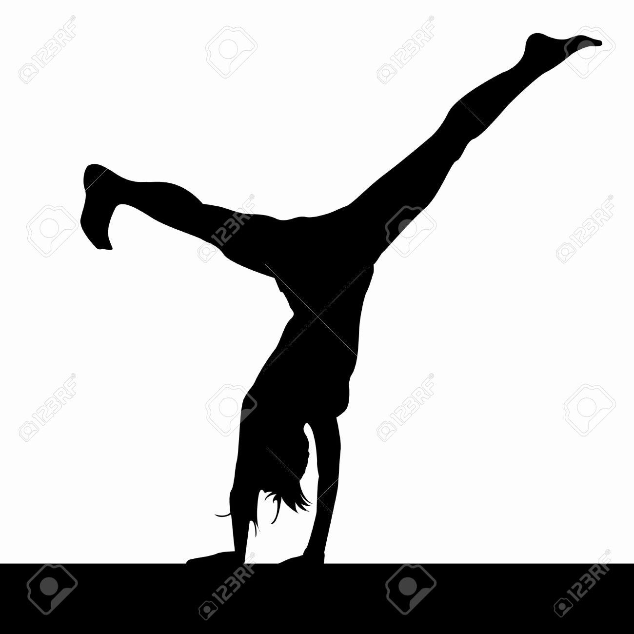 1300x1300 Gymnastics Free Clipart