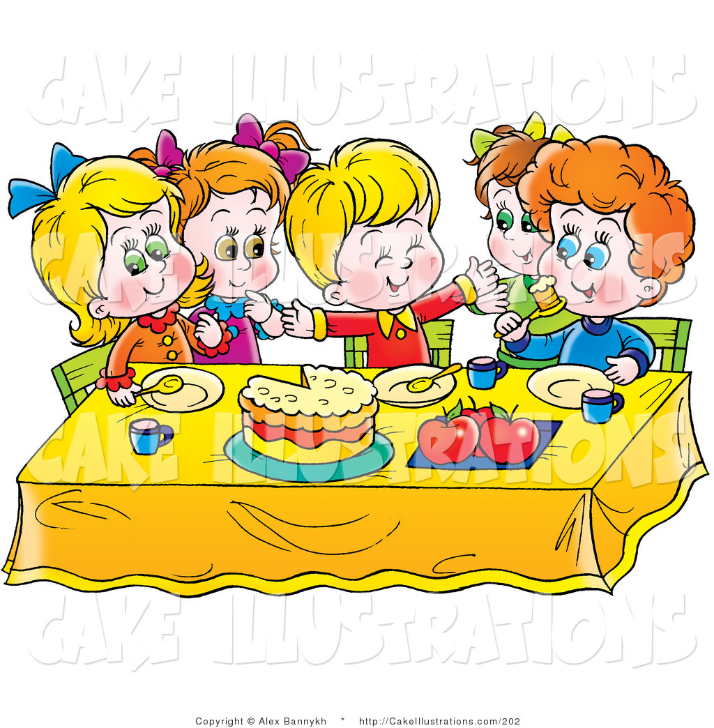 1024x1044 Birthday Clipart For Children