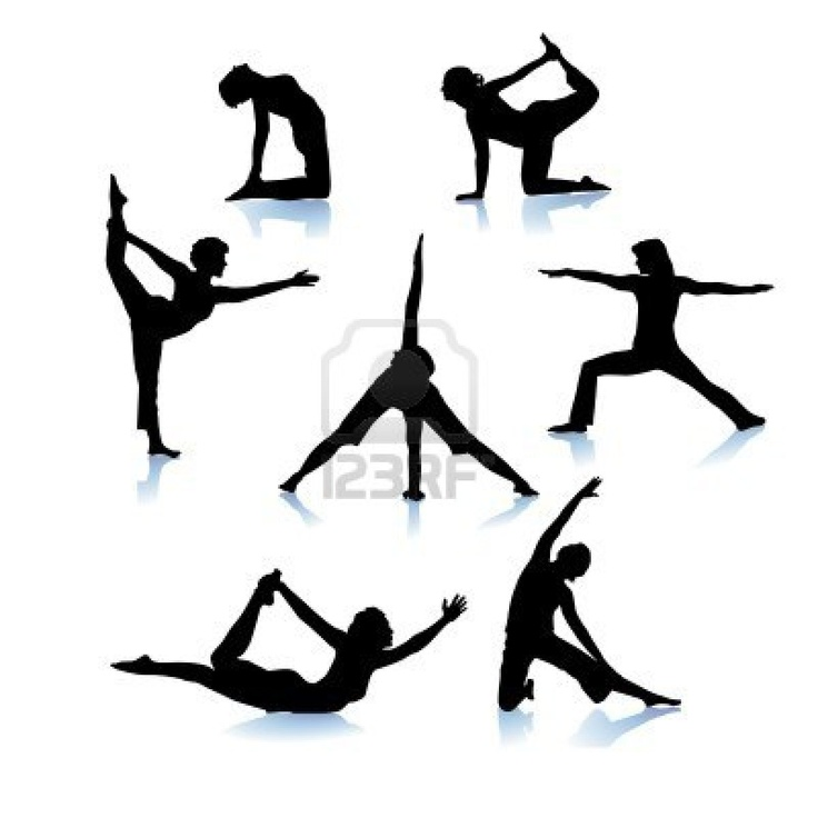 736x736 Gymnastics Clipart Bodily Kinesthetic