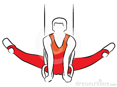 400x300 Gymnastics Clipart Gymnastics Ring