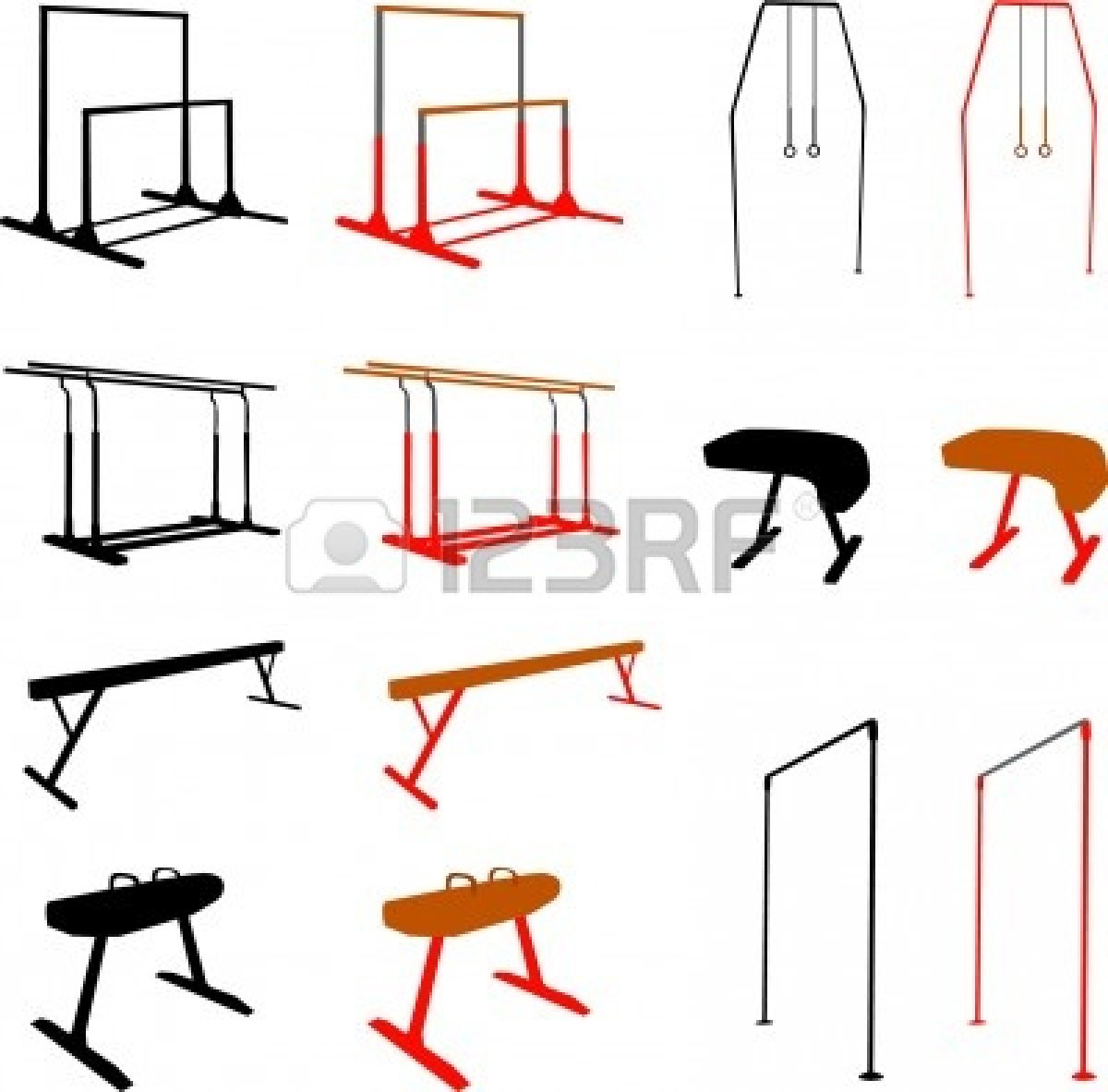 1200x1182 Gymnastics Clipart Uneven Bar