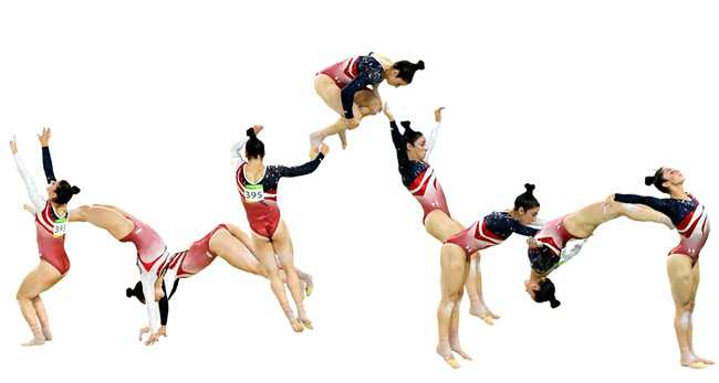 650x347 How The U.s. Crushed The Competition In The Women's Gymnastics