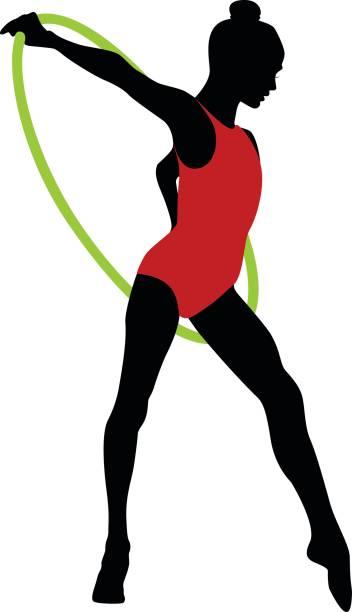 352x612 Rhythmic Gymnastics Clipart Rhythmic Gymnastics Clipart