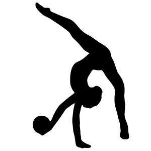 300x300 Rhythmic Gymnastics Clipart, Cliparts Of Rhythmic Gymnastics Free