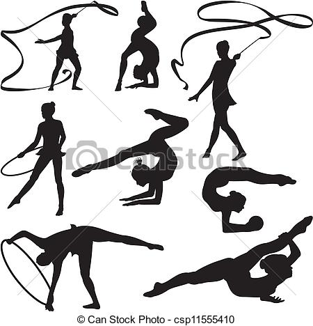 450x468 Ribbon Gymnastics Clipart, Explore Pictures