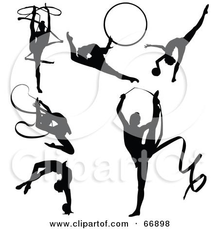 450x470 Graphics For Gymnastics Split Graphics