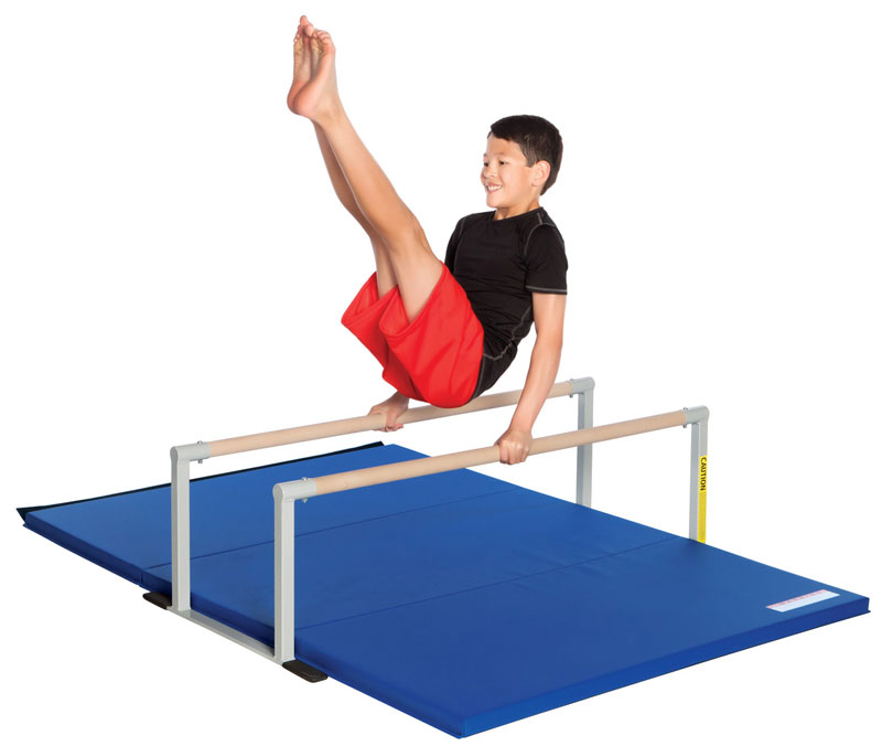 800x676 Low Parallel Bars For Gymnastics