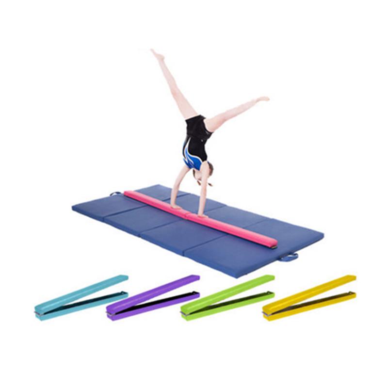 800x800 Grade 2m Folding Gymnastics Balance Beam For Kids