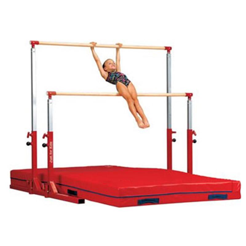 800x800 Gymnastics Uneven Bar Kids Gymnastics Equipments