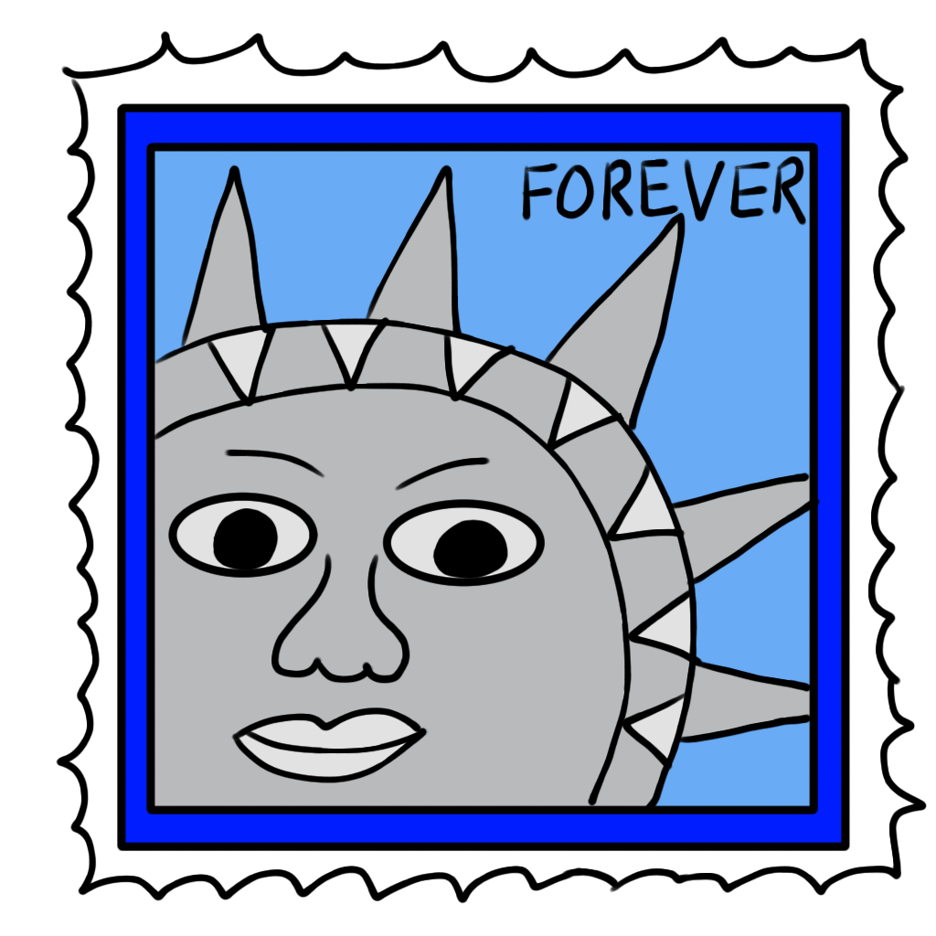 1024x1024 Clip Art By Carrie Teaching First Post Office Doodles Clip Art