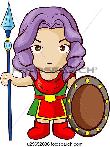 351x470 Greek God Clipart