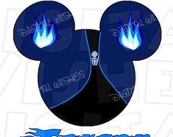 340x270 Hades Mickey Ears Etsy