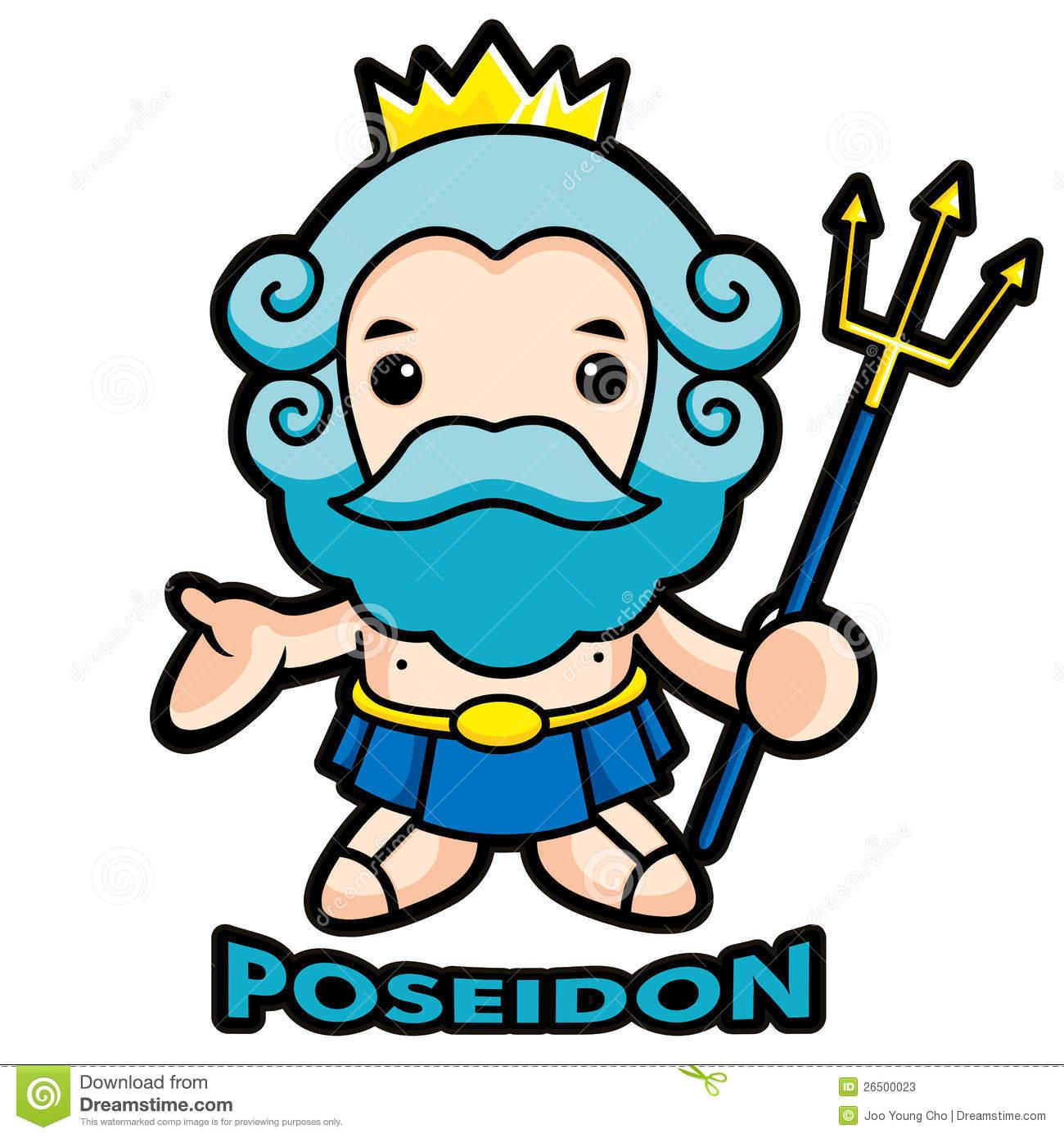1300x1390 Mythology Clipart Poseidon