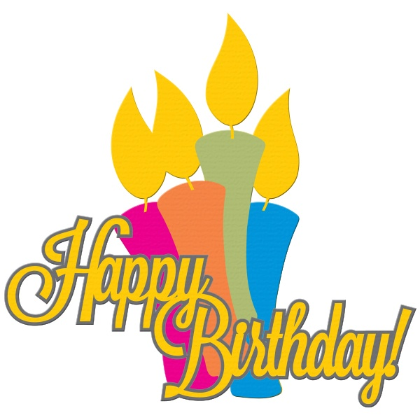 600x600 190 Best Birthday Clip Art Images Drawings