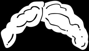 297x171 White Hair Wig Clip Art