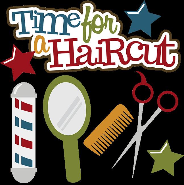 648x651 Haircut Cliparts