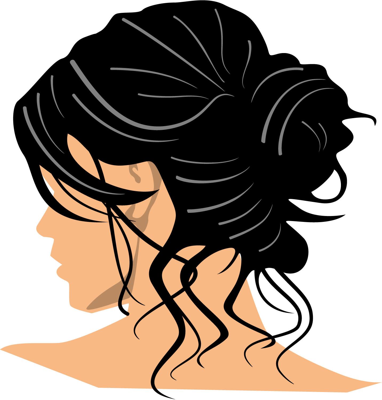 1432x1500 Cosmetology Hair Salon Clipart