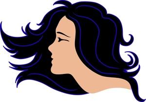 300x211 Hair Salon Clipart Image
