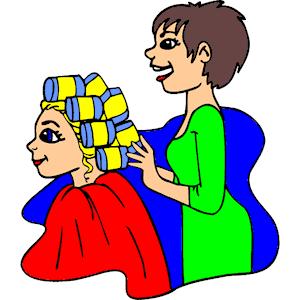 300x300 Hair Clipart Hairdresser