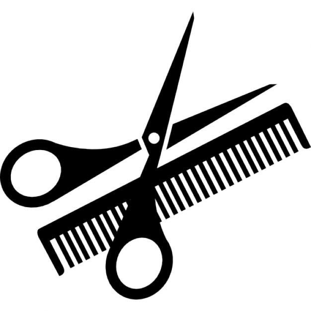 Hair Shears Clipart