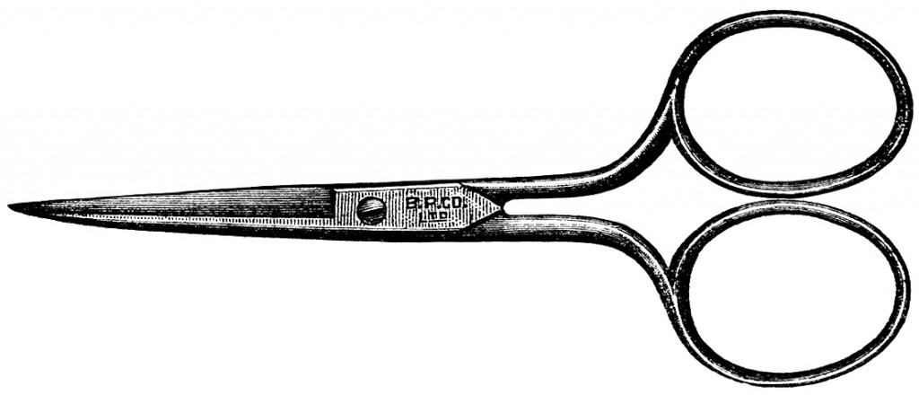 1024x440 Scissors Clip Art