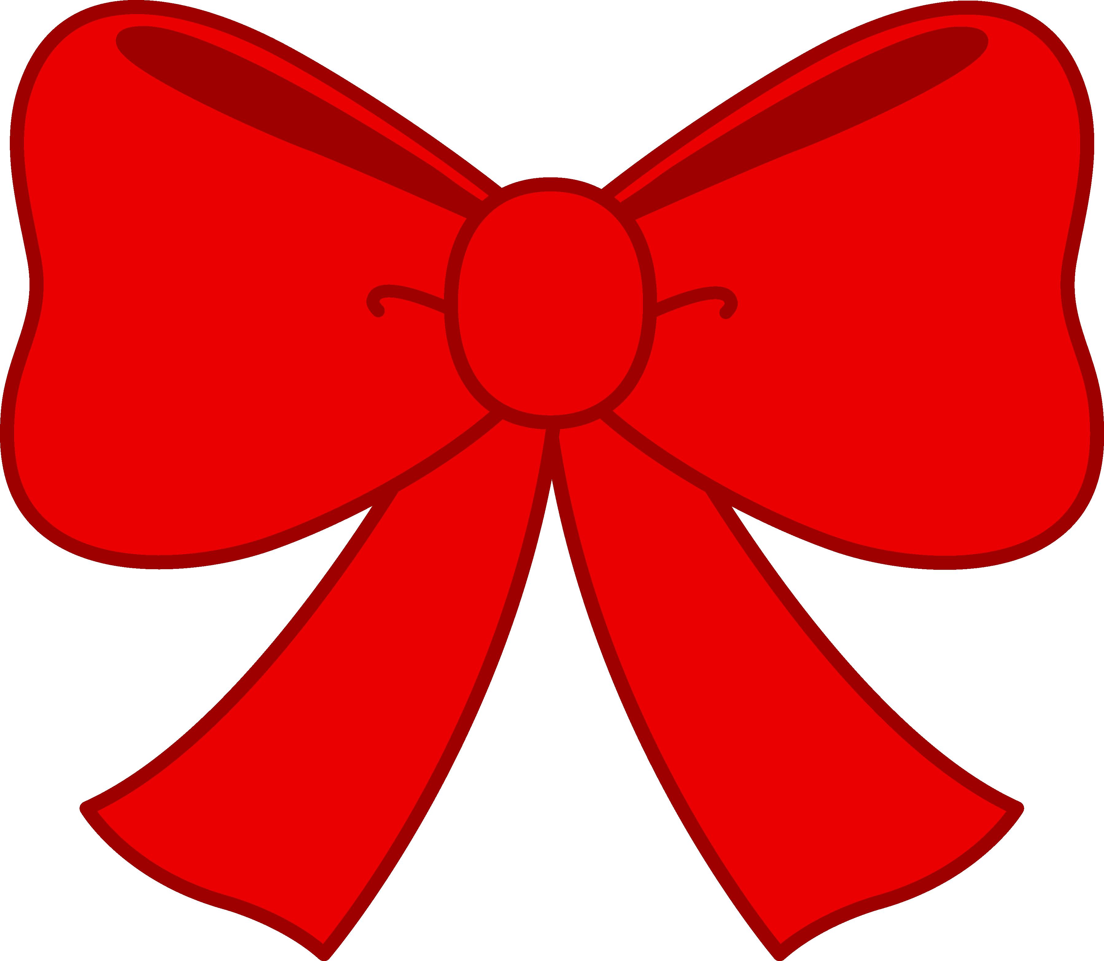 3596x3132 Hair Bow Clip Art