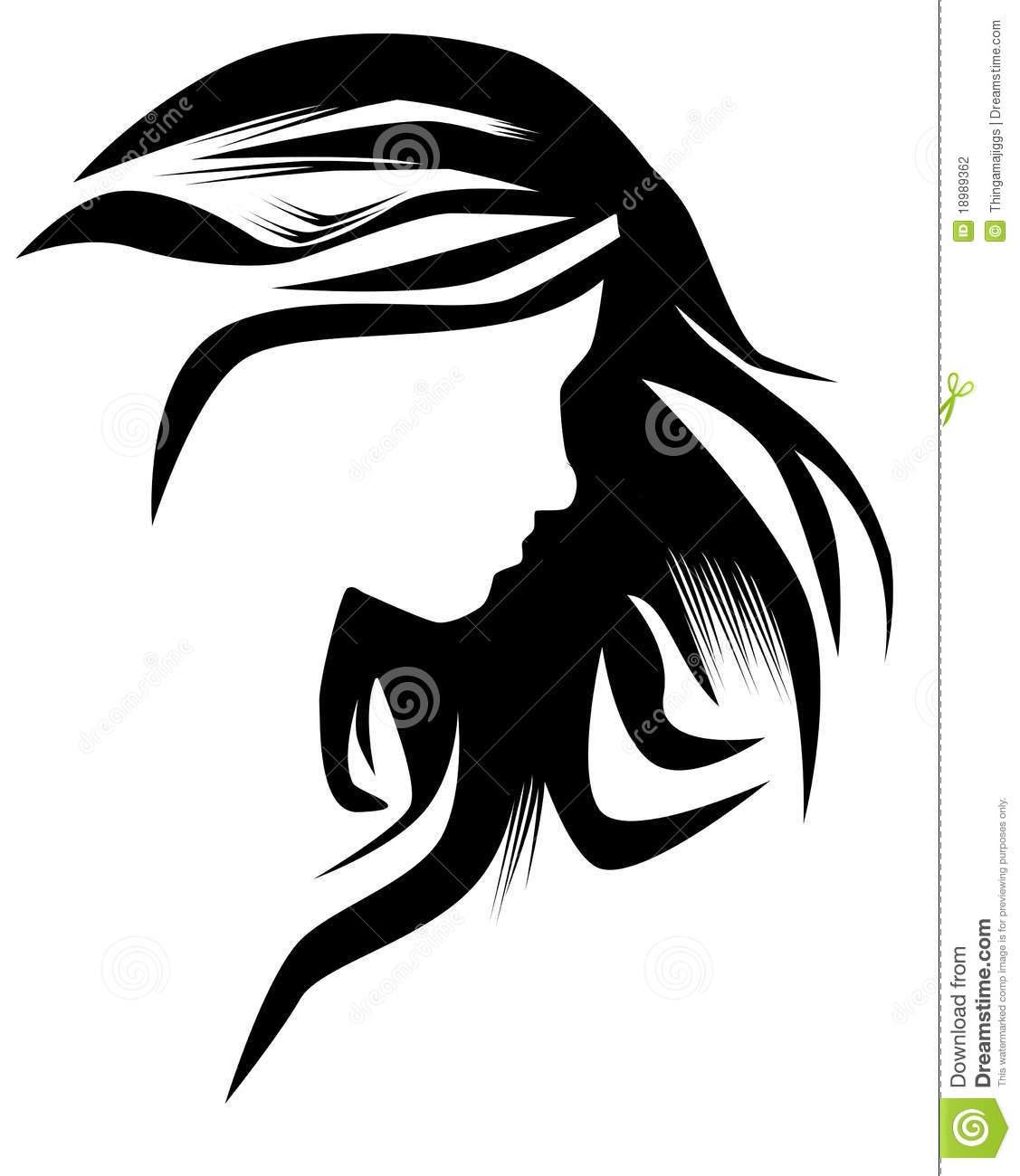 1127x1300 Hair Style Clipart
