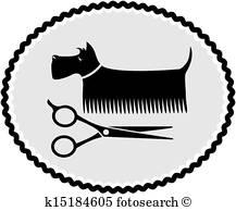 217x194 Haircut Illustrations And Clipart. 2,460 Haircut Royalty Free