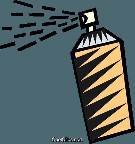 450x480 Bottle Clipart Hair Spray