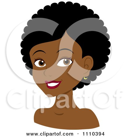450x470 Hairstyles For Curly Hair Clip Art Cliparts