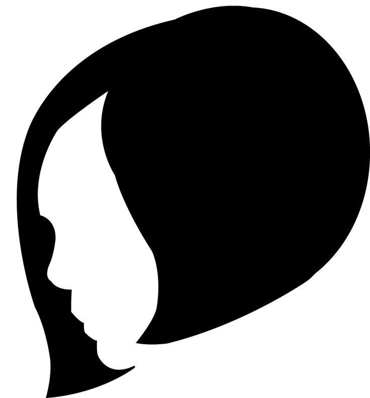 736x791 Black Hair Clipart Bob