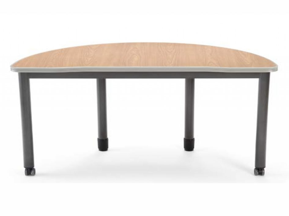 945x709 Office. Half Round Office Desk Maple Office Desks Half Circle