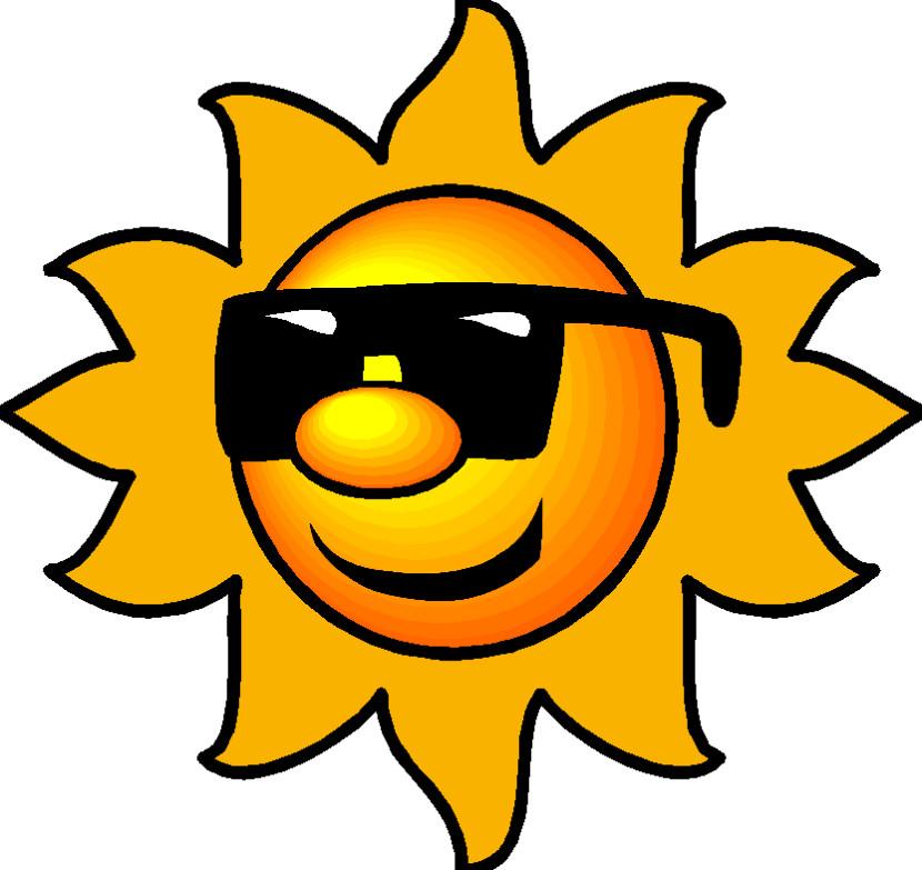 830x783 Sun Clipart