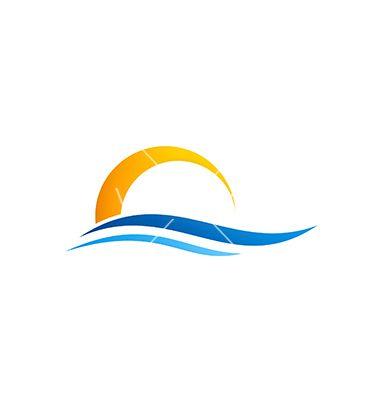 380x400 Gallery For Gt Half Sun Rise Logo Shine Logos