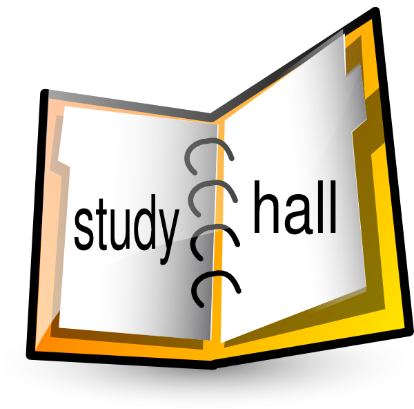 600x592 Study Hall Clip Art Clipart Collection