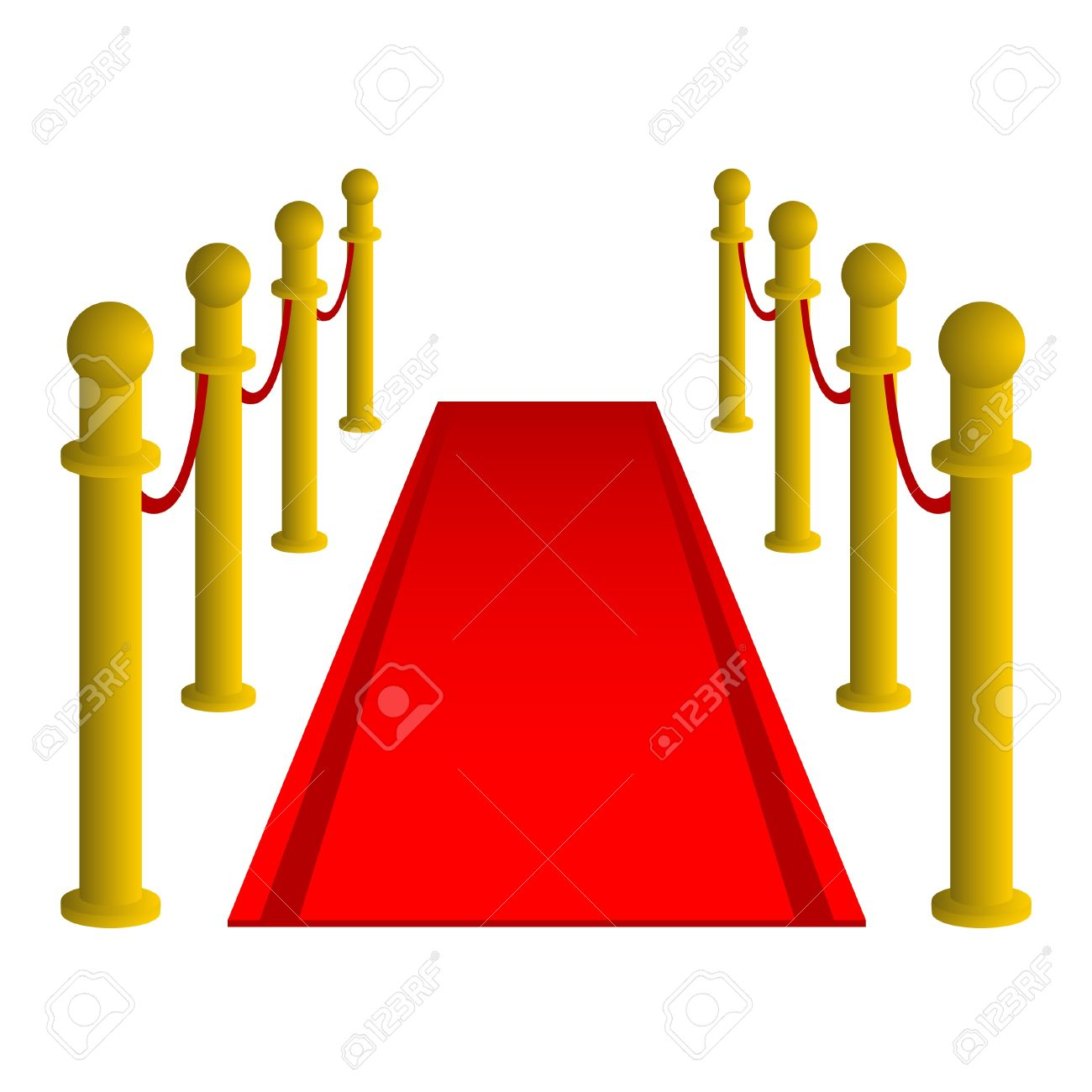 1300x1300 Red Carpet Clipart Hall Fame