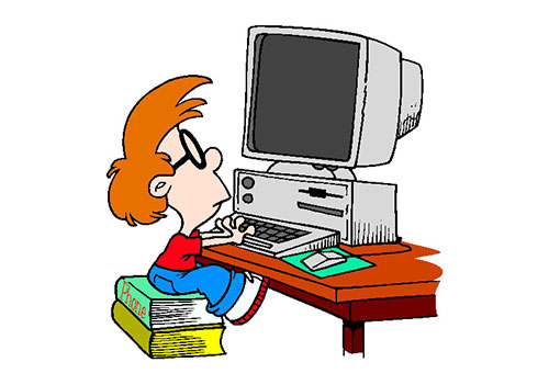 500x351 Technology Clipart Computer Club