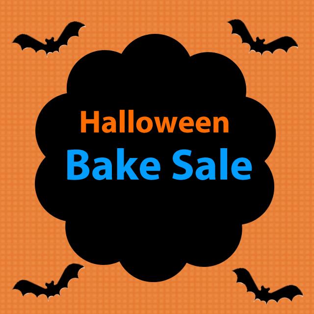 640x640 Halloween Bake Sale