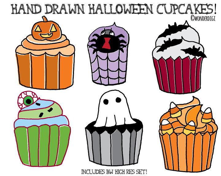 720x576 Halloween Clipart Bake Sale